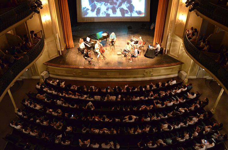 Teatro Carlos Gomes, Vitória – Brazil